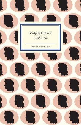 Gebundenes Buch »Goethes Ehe«