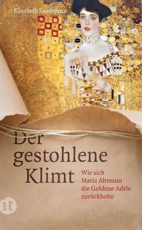 Broschiertes Buch »Der gestohlene Klimt«