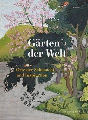 Buch mit Leinen-Einband »Gärten der Welt«