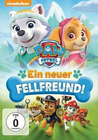 DVD »Paw Patrol - Ein neuer Fellfreund«