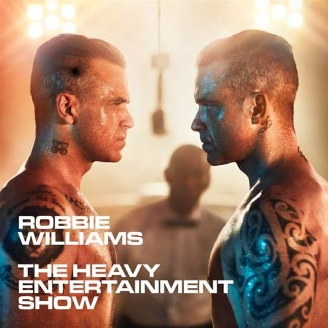 Audio CD »Robbie Williams: The Heavy Entertainment Show«