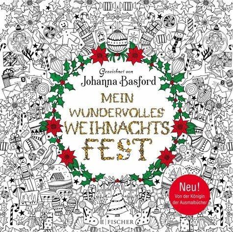 Broschiertes Buch »Mein wundervolles Weihnachtsfest«
