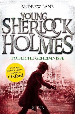Broschiertes Buch »Tödliche Geheimnisse / Young Sherlock Holmes Bd.7«