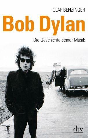 Broschiertes Buch »Bob Dylan«