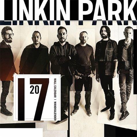 Kalender »Linkin Park 2017«