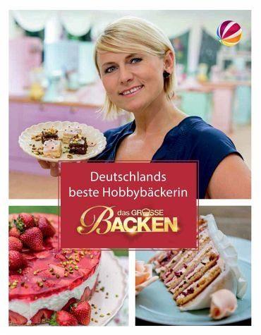Gebundenes Buch »Das Große Backen: Deutschlands beste...«