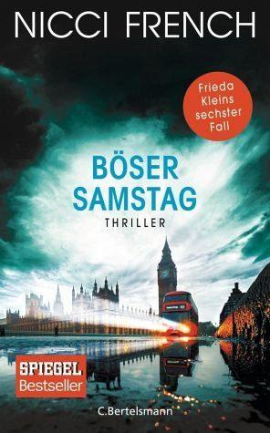 Broschiertes Buch »Böser Samstag / Frieda Klein Bd.6«