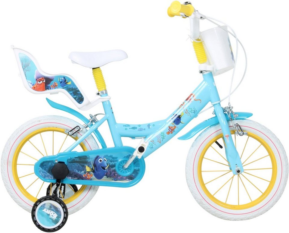 disney kinderfahrrad m dchen 14 zoll u brakes findet dorie online kaufen otto. Black Bedroom Furniture Sets. Home Design Ideas