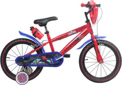 Marvel Kinderfahrrad »Spiderman«, 1 Gang
