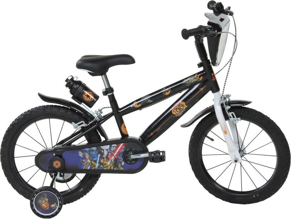 disney kinderfahrrad jungen 16 zoll u brakes rebels. Black Bedroom Furniture Sets. Home Design Ideas