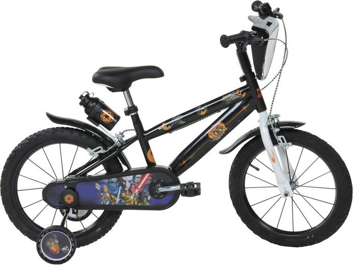 disney kinderfahrrad jungen 16 zoll u brakes rebels online kaufen otto. Black Bedroom Furniture Sets. Home Design Ideas