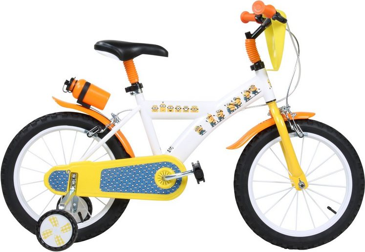 kinderfahrrad 16 zoll u brakes minions kaufen otto. Black Bedroom Furniture Sets. Home Design Ideas