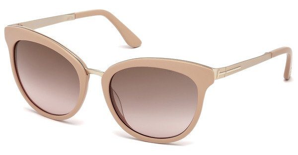 Tom Ford Damen Sonnenbrille » FT0461« in 74F - rosa/braun