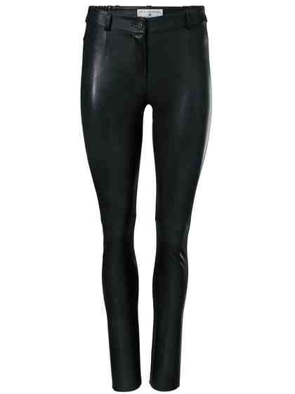 heine TIMELESS Lederleggings Innenseite beschichtet
