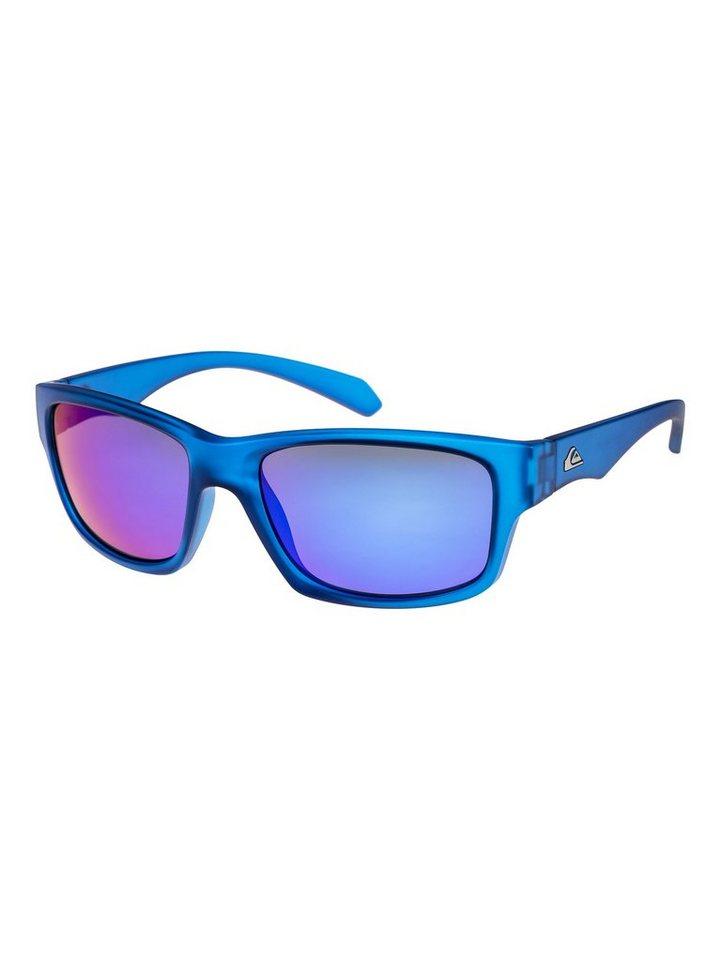 Quiksilver Sonnenbrille »Off Road« in Blue/blue/blue