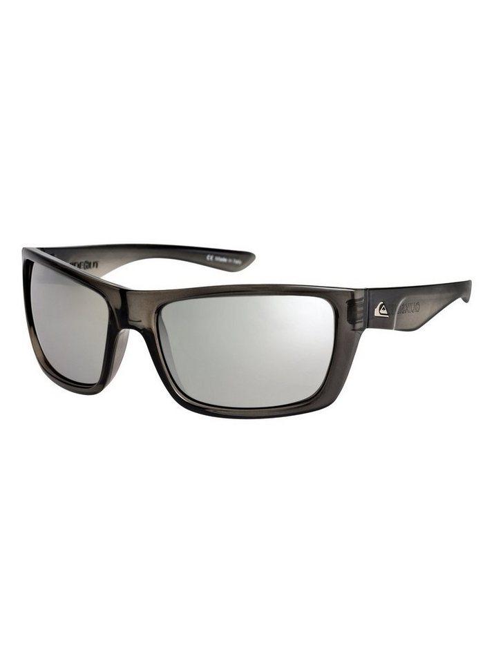 Quiksilver Sonnenbrille »Hideout« in Black/black/grey