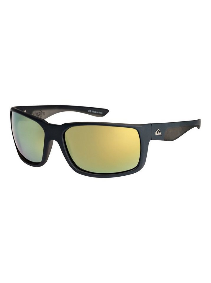 Quiksilver Sonnenbrille »Chaser« in Black/grey/yellow