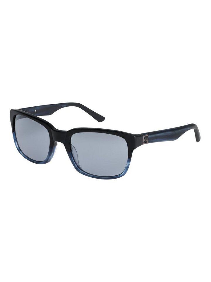 Quiksilver Sonnenbrille »Carpark« in Blue/blue/grey