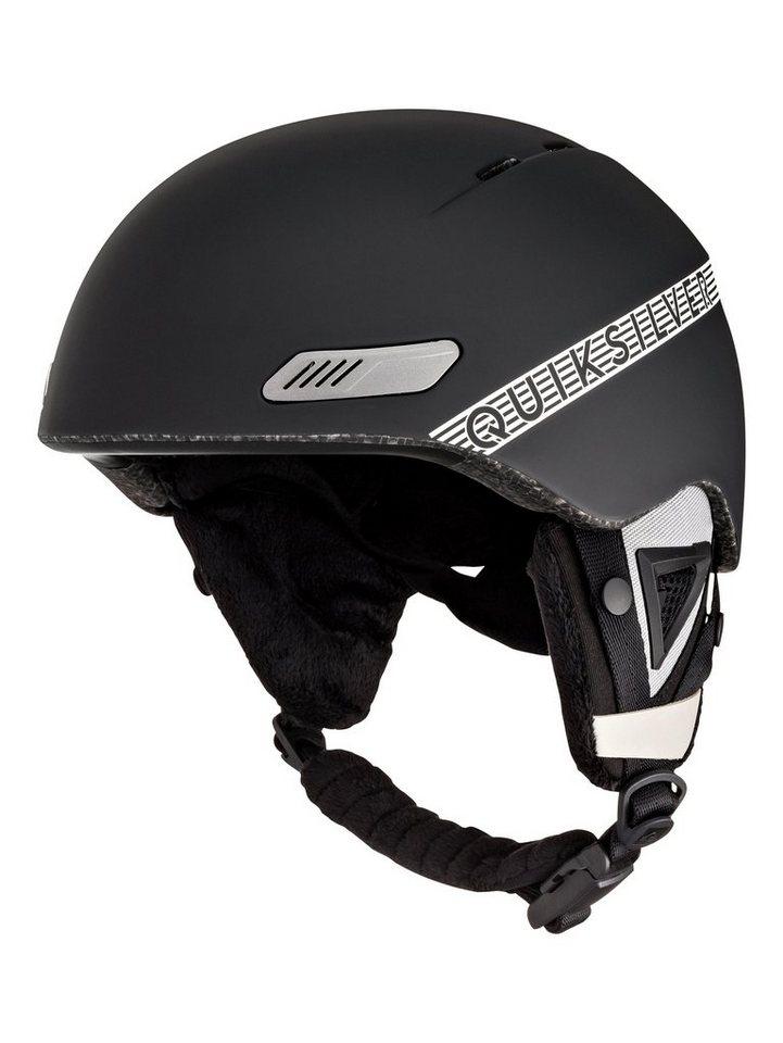 Quiksilver Snowboard Helm »Buena Vista« in Anthracite