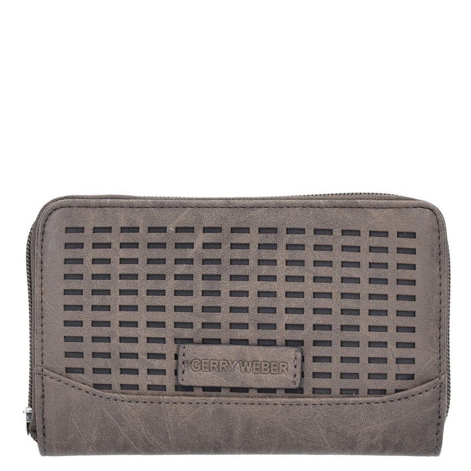 Gerry Weber From Miles MH10Z Geldbörse 15,5 cm in taupe