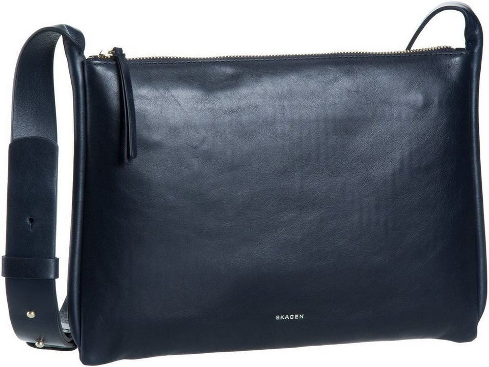 Skagen Anesa Slim Crossbody in Ink