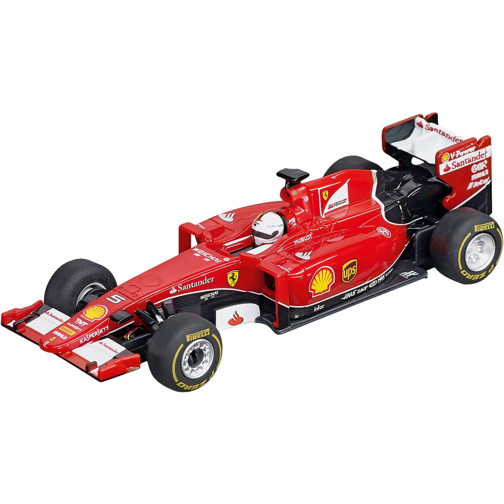 "Carrera Digital 143 41388 Ferrari SF 15T ""S. Vettel, No.5"""