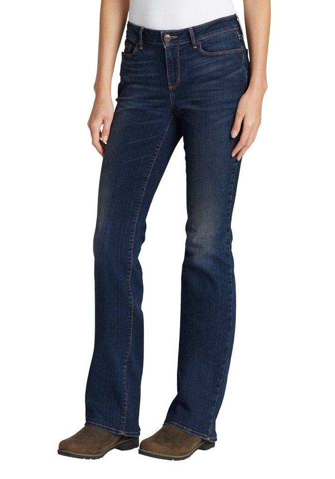 Eddie Bauer Bootcut Jeans in Archive Wash