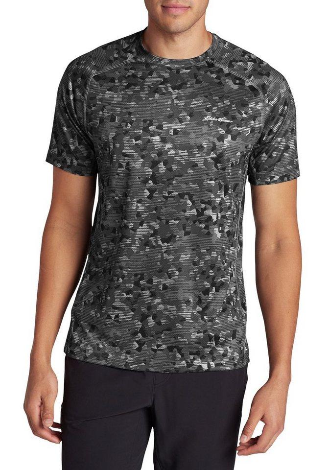 Eddie Bauer Resolution Shirt gemustert in Grau