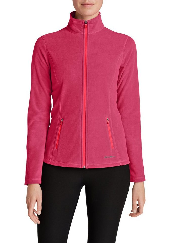 Eddie Bauer Quest Fleecejacke in Rot