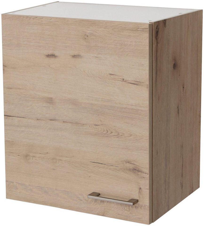 Küchenhängeschrank »Riva«, Breite 50 cm in eichefarben