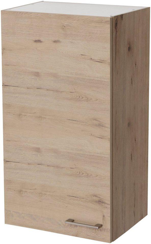 Küchenhängeschrank »Riva, Breite 50 cm« in eichefarben