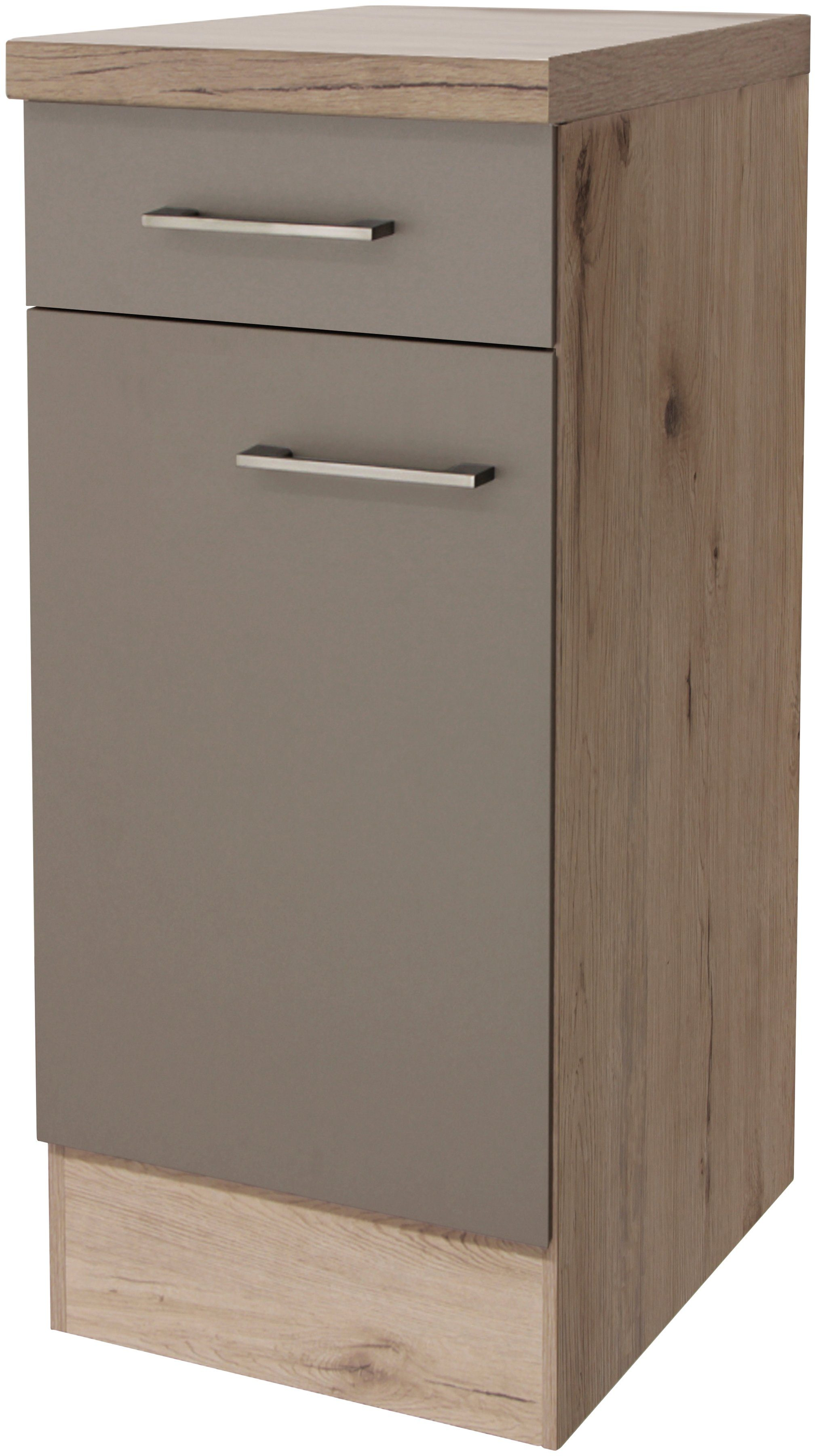 Küchenunterschrank »Riva, Breite 30 cm«