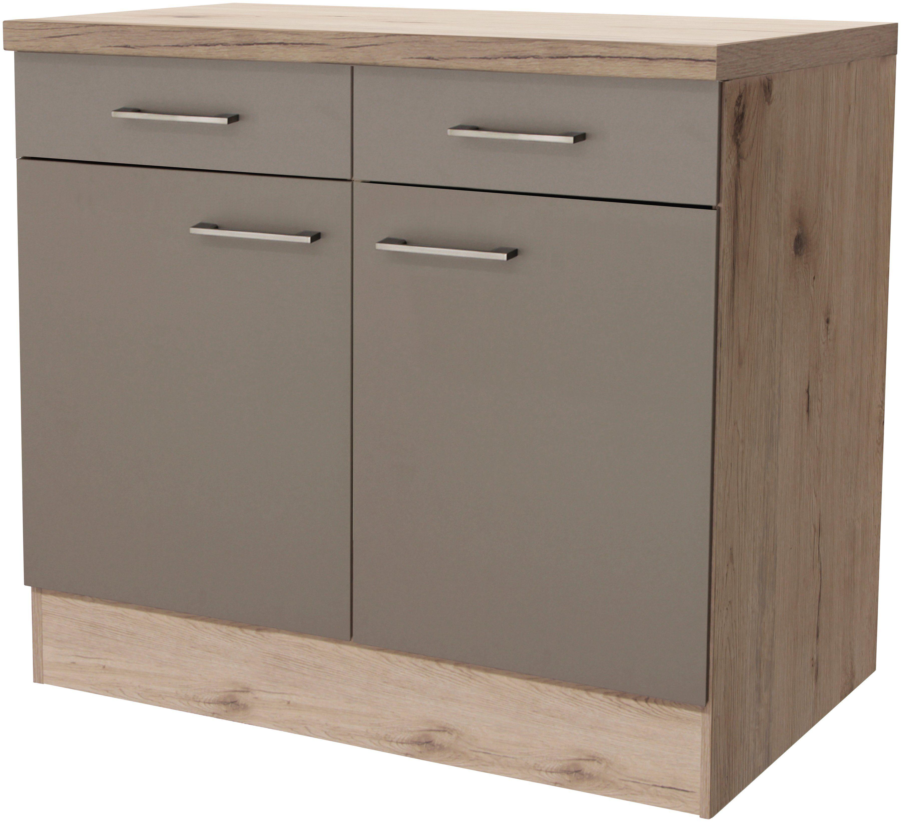 Küchenunterschrank »Riva, Breite 100 cm«