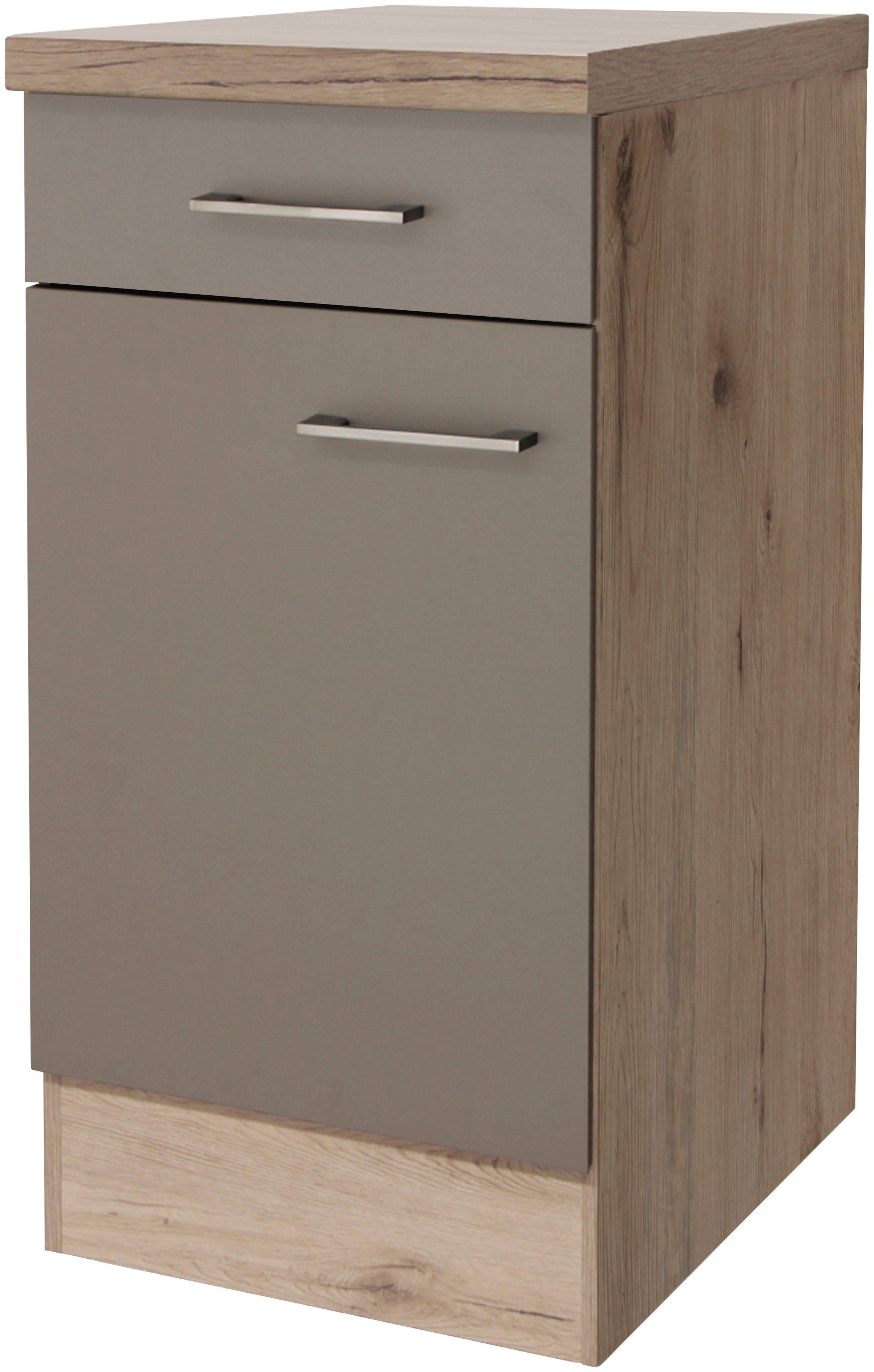 Küchenunterschrank »Riva, Breite 40 cm«