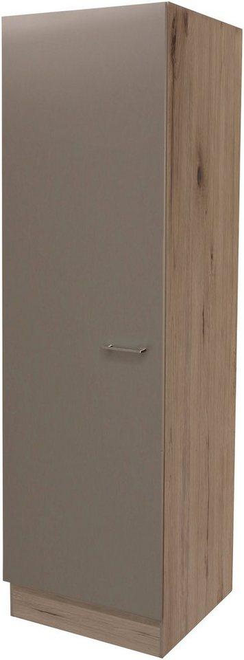 Vorratsschrank »Riva, Breite 50 cm« in trüffelfarben