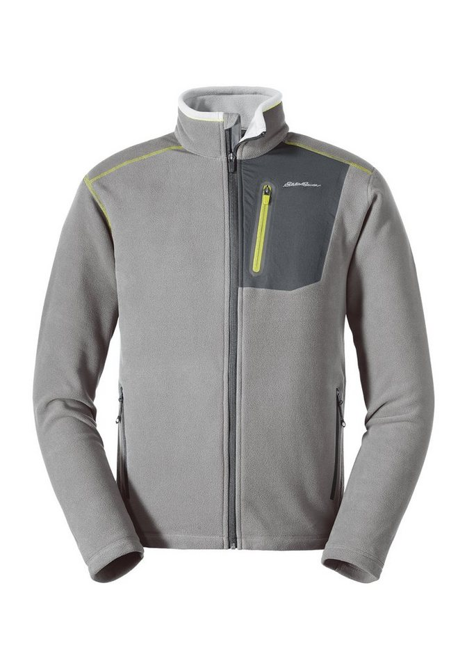 Eddie Bauer Cloud Layer® Fleecejacke in Grau