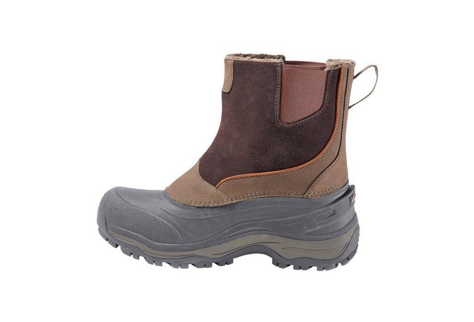 Eddie Bauer Snowfoil Boots in Braun