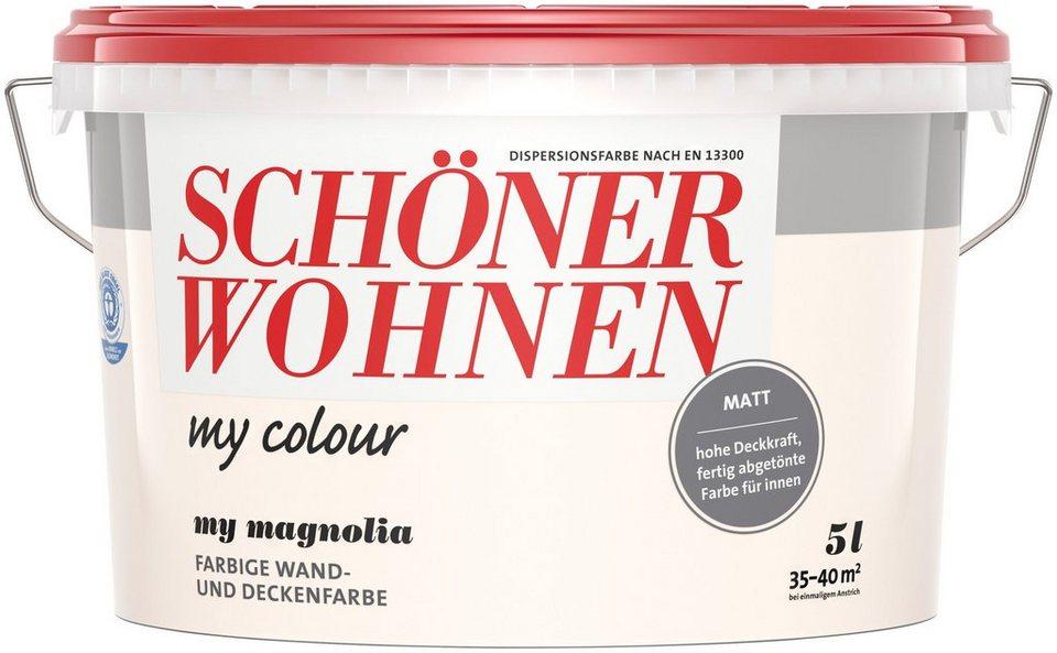 Innenfarbe »my colour«, my magnolia in Magnolia