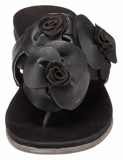 Bugatti Toe Separators, With Playful Flowers