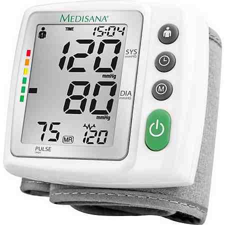 Kontrollieren Sie Ihren Blutdruck mit unseren Blutdruckmessgeräten für das Handgelenk oder den Oberarm.