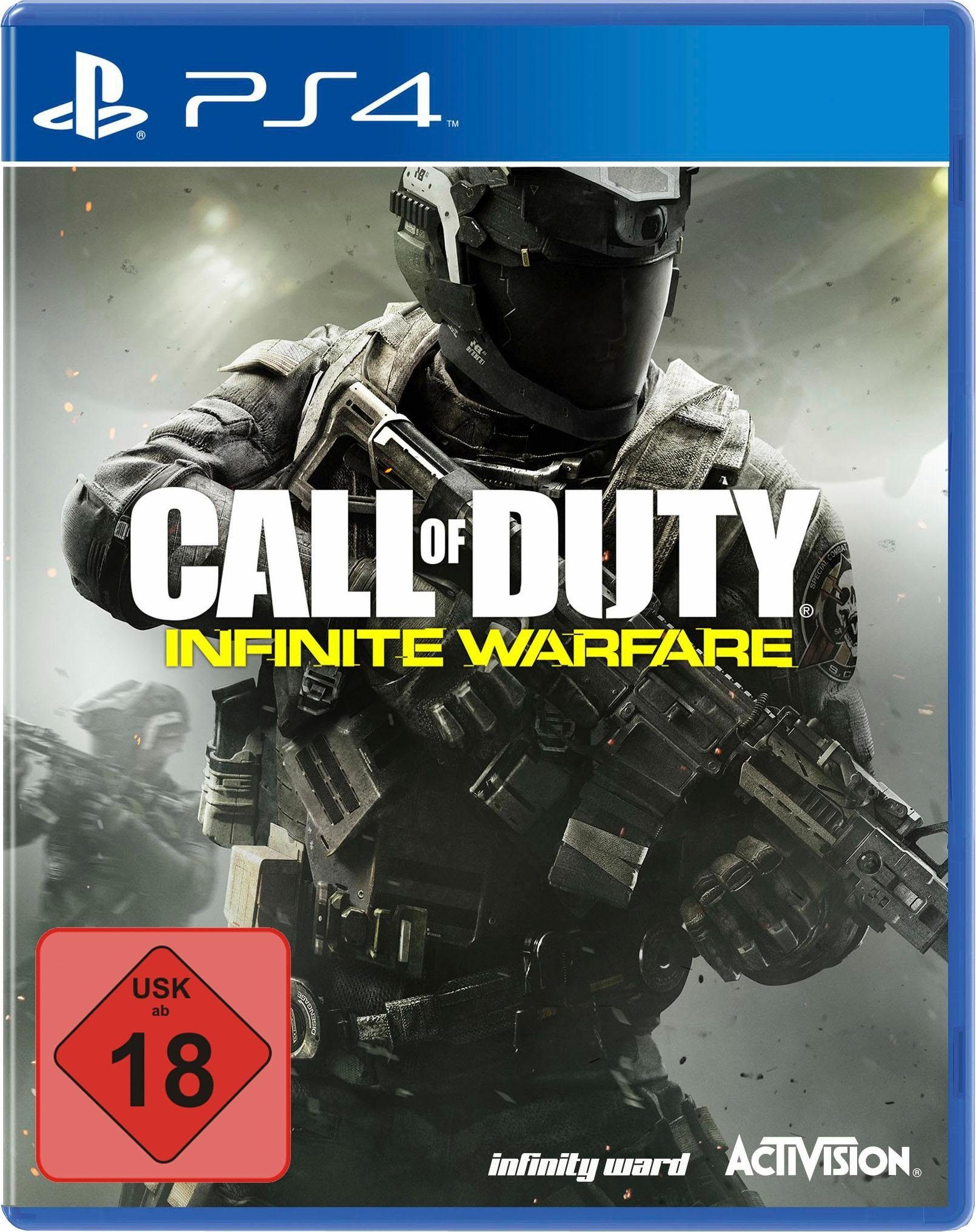 PS4 Call of Duty: Infinite Warfare PlayStation 4