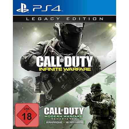 Call of Duty: Infinite Warfare Legacy Edition PlayStation 4