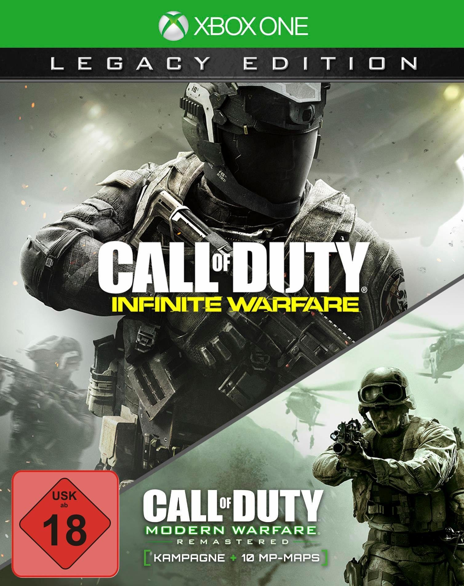 Call of Duty: Infinite Warfare Legacy Edition Xbox One