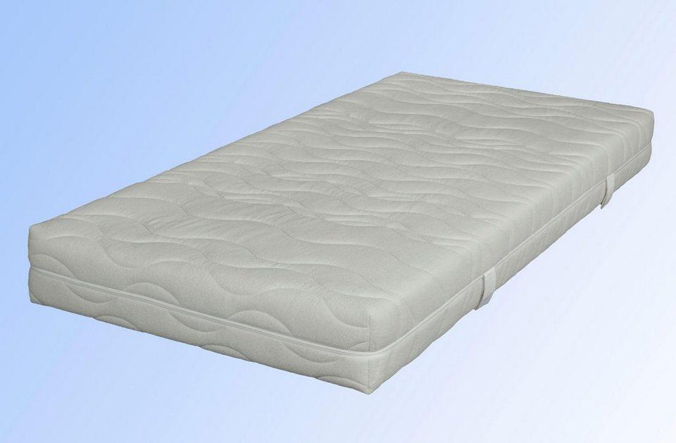 taschenfederkernmatratze 420 federn komfort breckle online kaufen otto. Black Bedroom Furniture Sets. Home Design Ideas