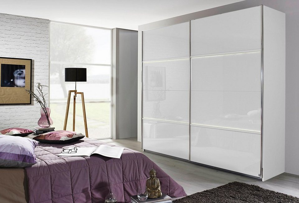 rauch pack s schwebet renschrank mit led beleuchtung online kaufen otto. Black Bedroom Furniture Sets. Home Design Ideas