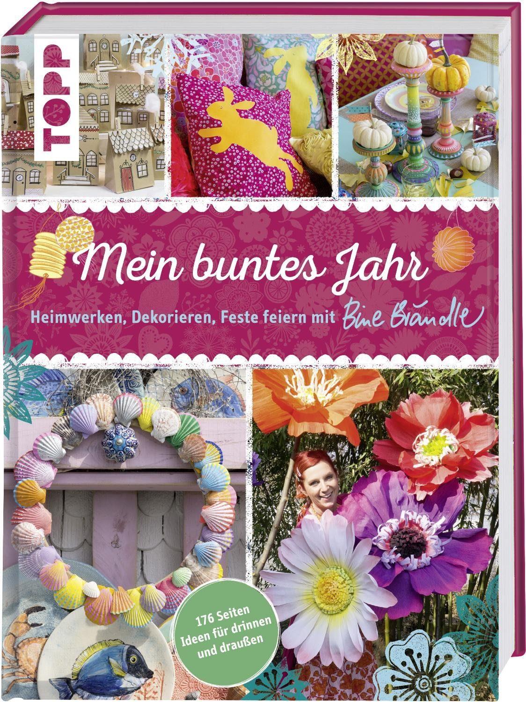 """Topp Buch """"Mein buntes Jahr"""""""
