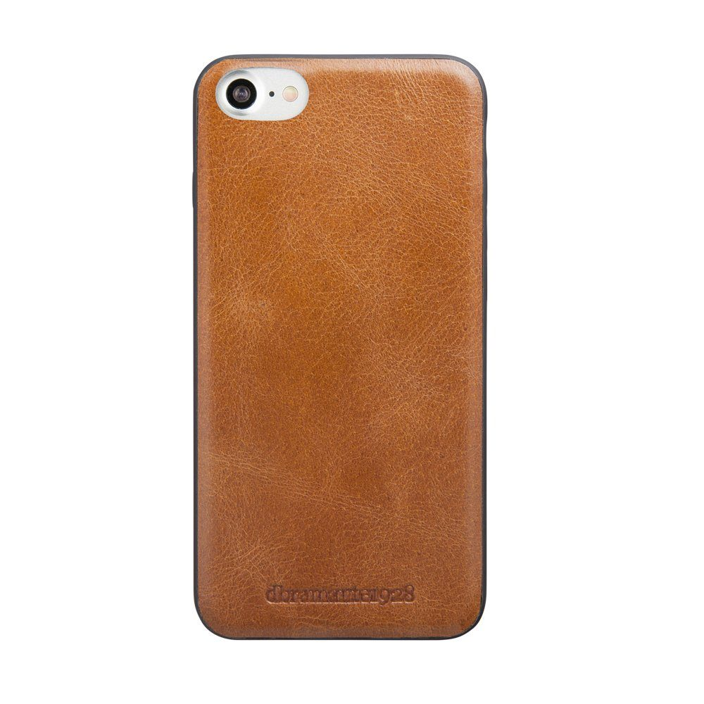 dbramante1928 LederCase »Billund iPhone (7) Golden Tan«