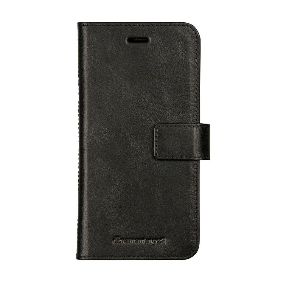 dbramante1928 LederCase »Folio Lynge 2 iPhone (7) Plus Black« in schwarz