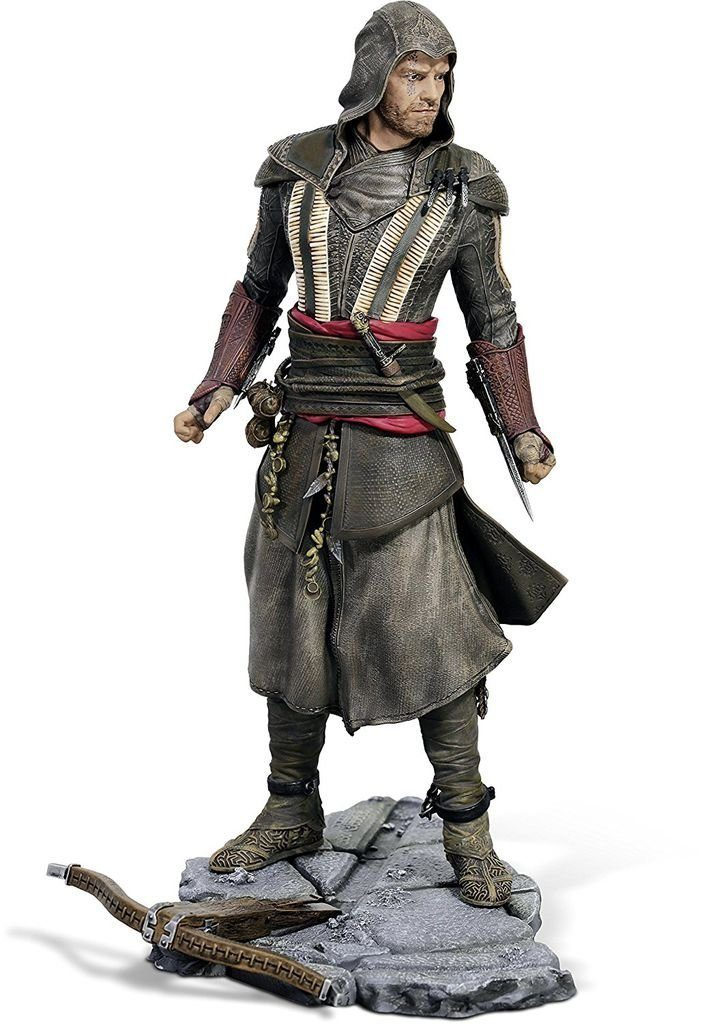 Ubisoft Fanartikel »Assassin's Creed Movie - Aguilar Figur«