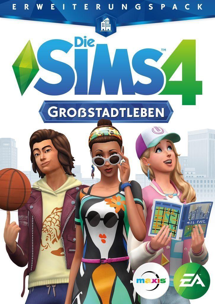 Electronic Arts PC - Spiel »Die Sims 4 - Großstadtleben«